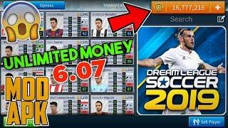 dream league soccer 16 mod apk unlimited money