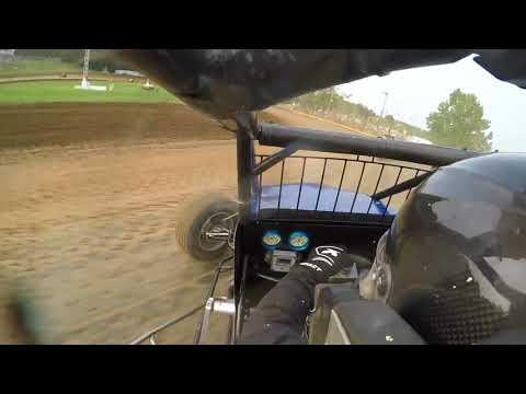 50k   MCSC 410 Sprints Hot Laps Lincoln Park Speedway 8 18 18
