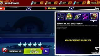 TMNT Legends - 2020 Roster / VS Coin Rewards