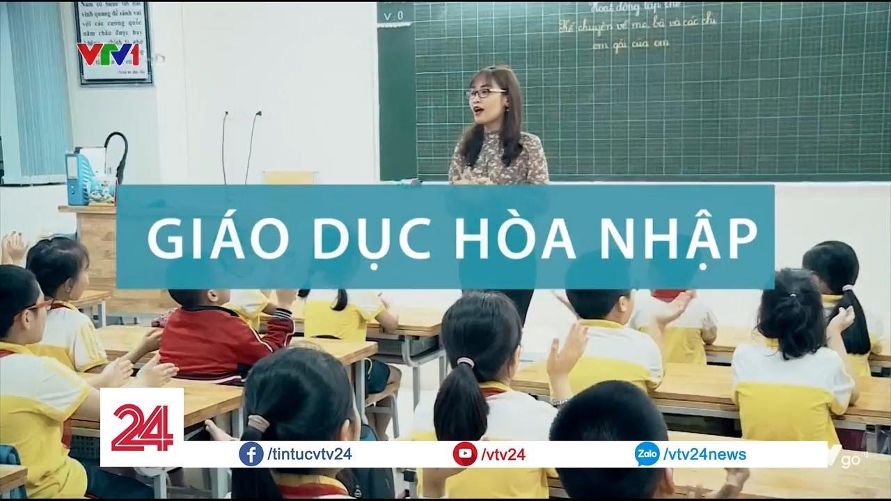 Giáo dục hòa nhập cho trẻ tự kỷ – Tin Tức VTV24
