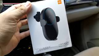 Xiaomi Wireless Car Quick Charger
