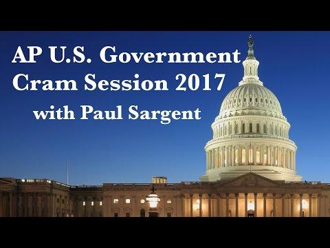 AP Government Cram Session 2017