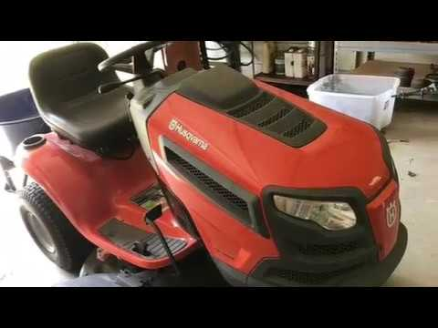 Husqvarna Riding Lawn Mower for sale SCauctions.com South Carolina Auction