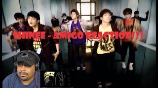 SHINee - Amigo (Reaction) 샤이니 아미고 리액션