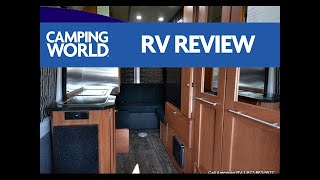 2017 Roadtrek Zion SRT Review | Gas Class B | Motorhome | White - RV Review