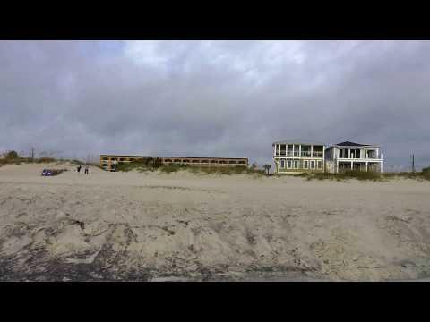 Hampton Inn Saint Augustine Beach St. Johns County Ocean Pier September 2016