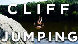 Cliff Jumping | Virginia