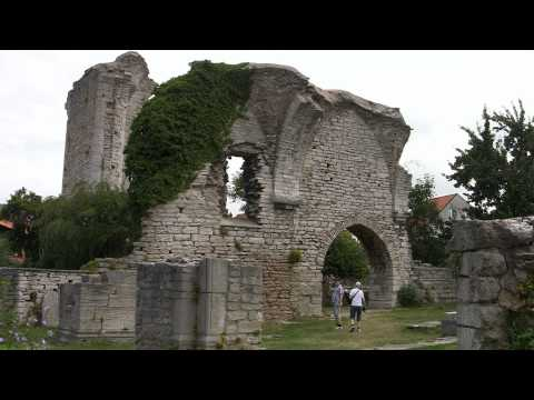 Gotland, Visby. Beautiful Sweden part 1,