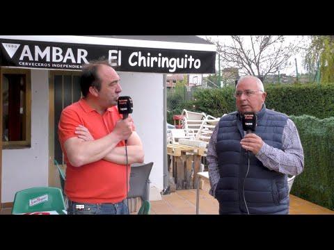 Entrevista a Fidel Soria. alcalde de Cabrejas del Pinar