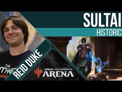 Sultai - Historic MTG | Reid Duke