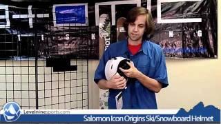 Salomon Icon Origins Ski/Snowboard Helmet