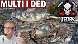 MULTI WYGRA? - WORLD OF TANKS