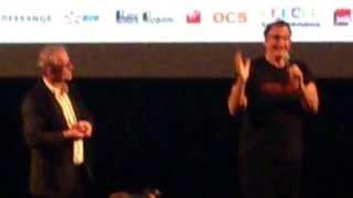 Quentin Tarantino présente High School Confidential ! au Festival Lumière 2013 (1/2)