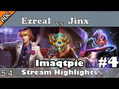 Stream Highlights #4 - Imaqtpie as...