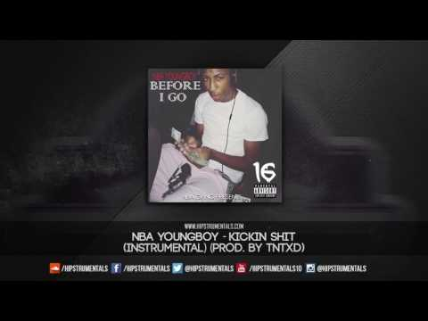 NBA YoungBoy - Kickin Shit Instrumental Prod. By TnTXD + DL via @Hipstrumentals