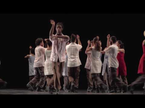 Danza Contemporánea de Cuba UK Tour 2017 Full Trailer