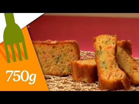 recette-de-cake-au-saumon-fumé---750g