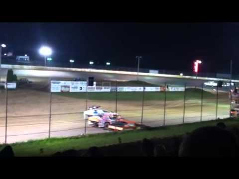 Midwest Modified Rice Lake Speedway