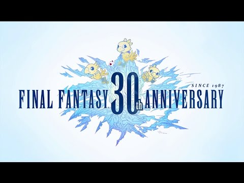 FINAL FANTASY 30TH ANNIVERSARY – Timeless Legacy Trailer
