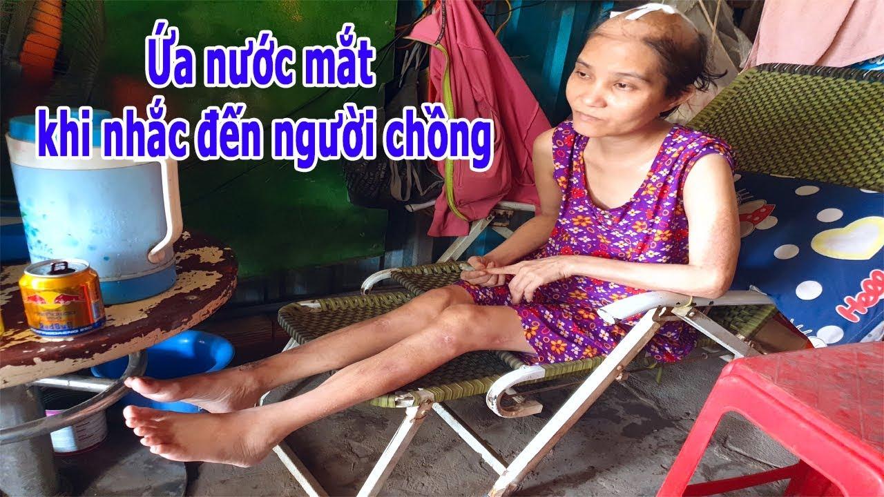 Chị Ngọc 37 tuổi bệnh tiểu đường 7 năm, chồng bỏ đi không có tiền chữa bệnh phải nương nhờ mẹ ruột