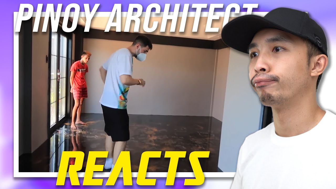 PINOY ARCHITECT REACTS TO THE HUNGRY SYRIAN WANDERER'S HOUSE