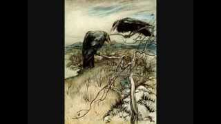 Twa corbies - Two Ravens, English folk ballad, Pied Pipers.