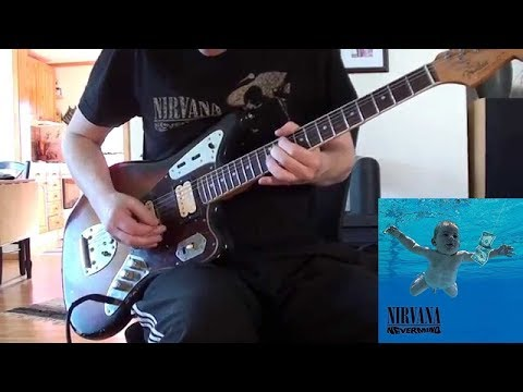 Nirvana - Come As You Are (Guitar Cover)