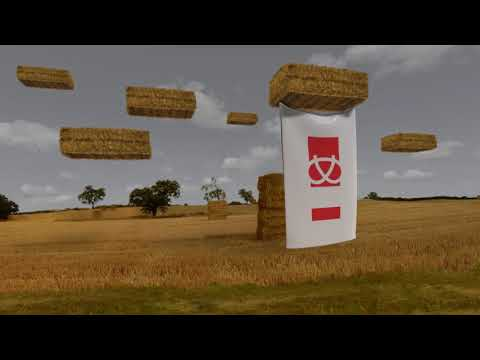 Digital Compositing 2 - Hay Bales Video Breakdown