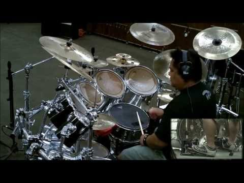 Love You Like A Love Song By Selena Gomez & The Scene Drum Cover By Myron Carlos