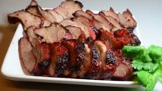 香港叉燒 How to make Chinese Pork BBQ:  Char Siu : Hong Kong Style