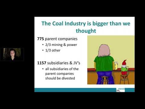 Global Coal Exit List: Webinar December 2017
