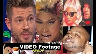 Nicki Minaj Suing Jesse Palmer for Saying She Supports her BROTHER & Kenny Petty ViDEO Here!☕️👀