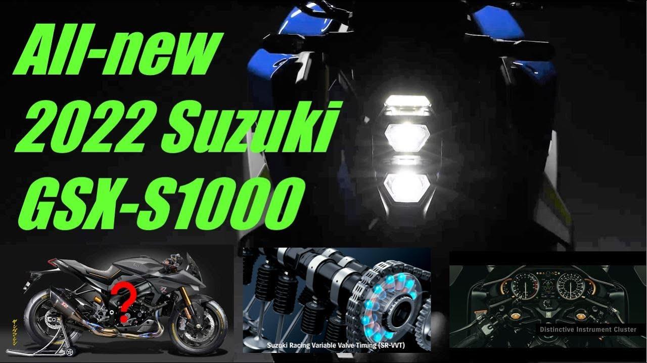 2022 Suzuki GSX-S1000 Streetfighter Gets Bold, Aggressive