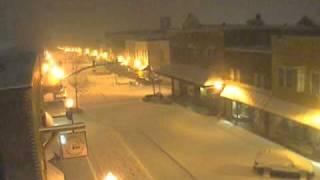 Major snowstorm hits Jackson County