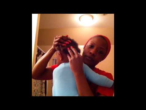 Baby Dont Be Bald Morgan Hair Update II YouTube