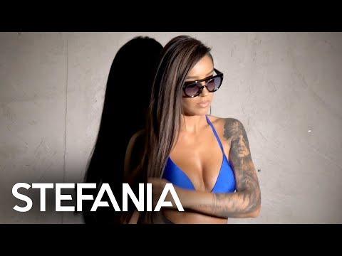 MAKING OF ESENTELE feat Nicole Cherry | Stefania's Vlog