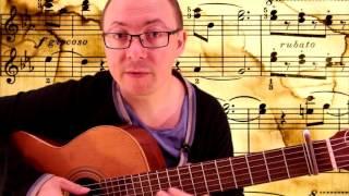 Смешанный вид аккомпанемента (урок) | Александр Фефелов