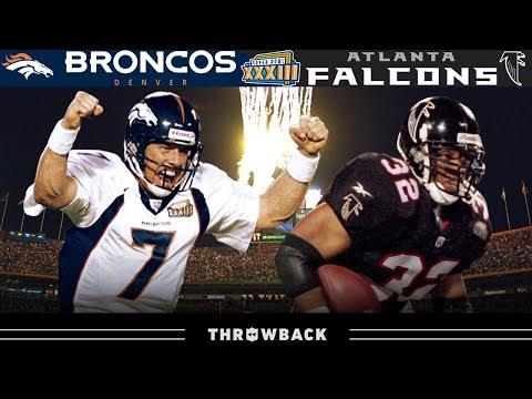 John Elway's FINAL Act! (Broncos Vs. Falcons, Super Bowl 33)