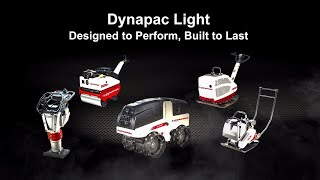 Video still for Dynapac Light Equipment teaser