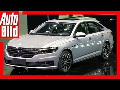 VW Lavida Plus (Auto China 2018) Details/Erklärung