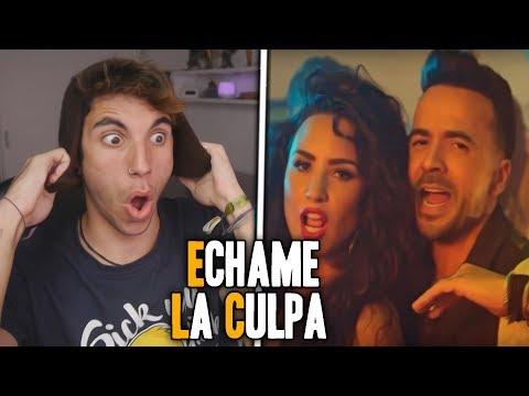 DEMI LOVATO cantando en ESPAÑOL con LUIS FONSI   Échame La Culpa  