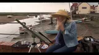 Watercolour Weekend with Hazel Soan