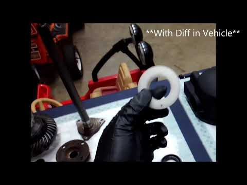 99+ Tracker Front Diff Actuator Bypass - Floppy Axle Fix - Steel Diff - Tutorial