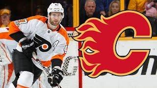 Calgary Flames sign Andrew MacDonald to PTO