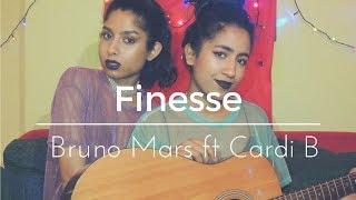 Finesse (Remix) - Bruno Mars ft. Cardi B (COVER)