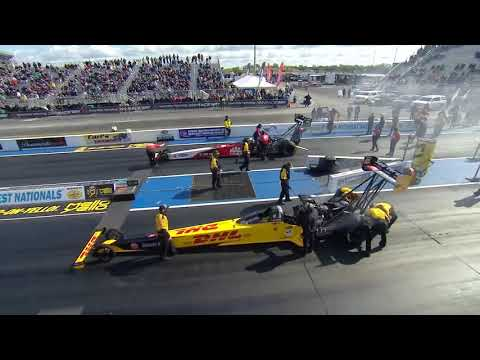 2020 NHRA Midwest Nationals Nitro Round 1