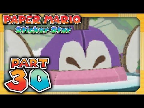Paper Mario: Sticker Star - Part 30: Jungle Rapids & Long Fall Falls