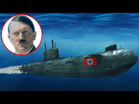 Truth About How Hitler Escaped REVEALED