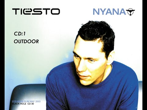Tiësto Nyana CD:1 Outdoor