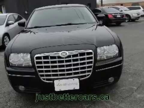 2008 Chrysler 300 Touring 8H231019 for SALE in Windsor, ON, N8W 3S2